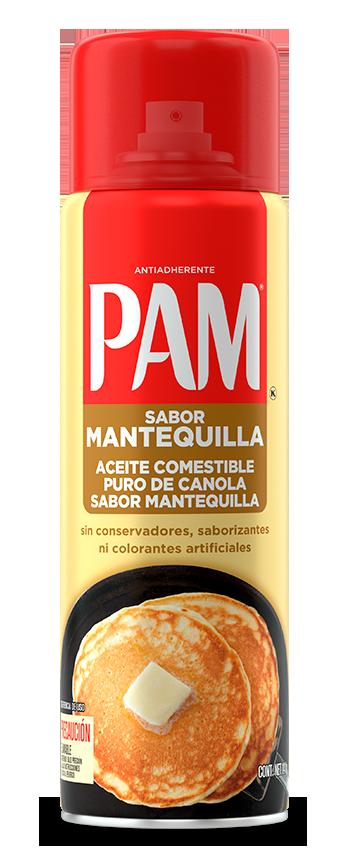 PAM® MANTEQUILLA